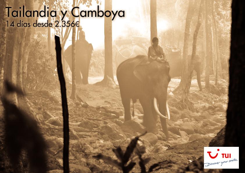 14 dies a Thailàndia i Camboya
